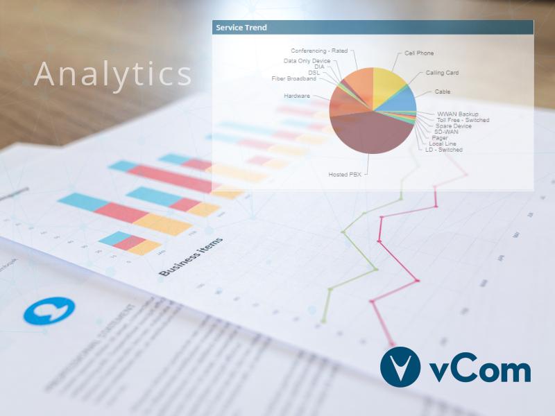 vCom Analytics