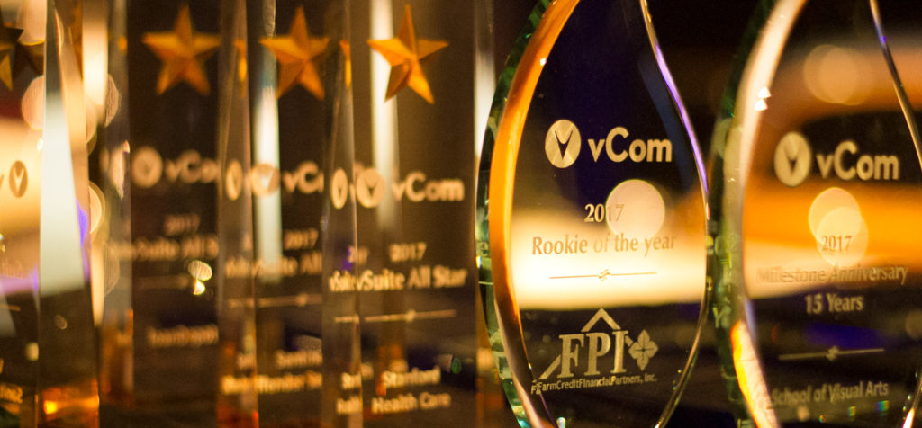 vCom Customer Awards 2017