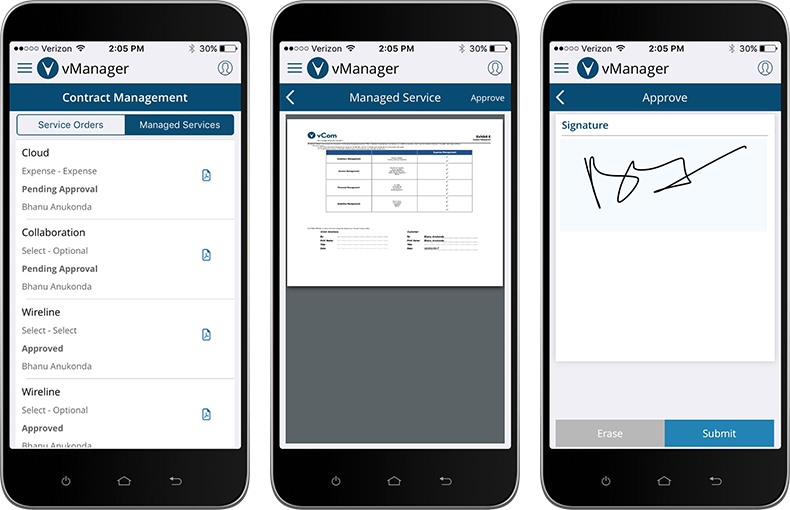 Latest vManager Mobile App Provides Enterprise-Wide Visibility for IT Leaders On the Go