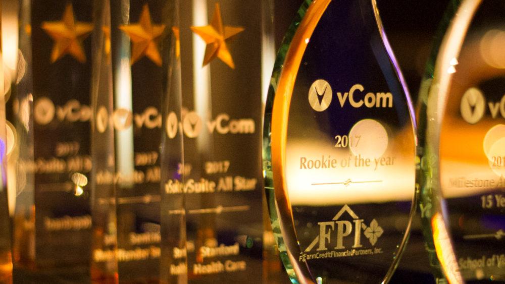 Customer Summit Award winners