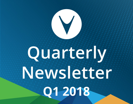 vCom Quarterly Newsletter 2018 Q1