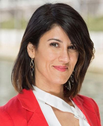 Audrey Bold VP of Marketing