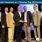 Telarus Recognizes vCom as a Top-Producing Partner of 2017