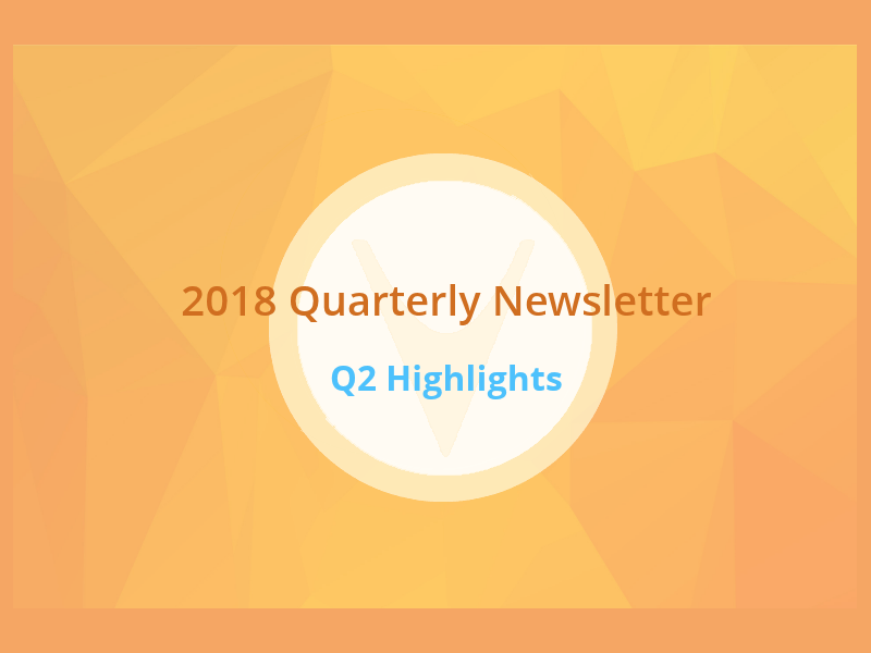 vCom Solutions Quarterly Newsletter Q2 2018