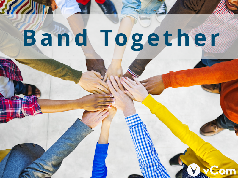 vCom we must band together ILTACON18