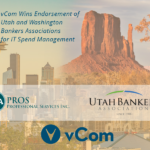 vCom Wins Endorsement of Utah and Washington Bankers Associations