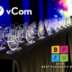 vCom Among 2019 Bay Area's Best Places to Work for 12th Consecutive Year