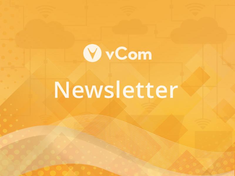 vCom Newsletter