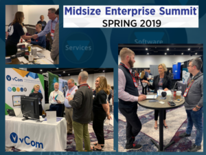 Midsize Enterprise Summit Spring 2019 vCom