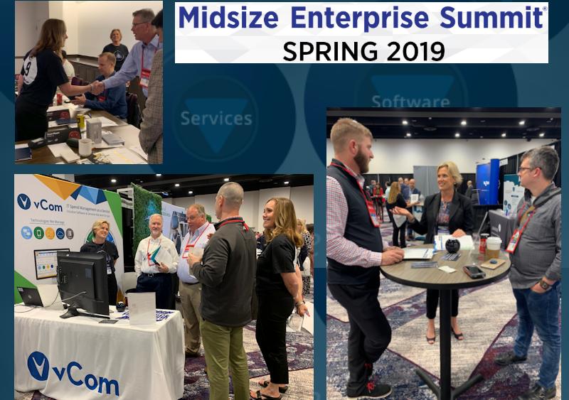 Midsize Enterprise Summit Spring 2019 vCom