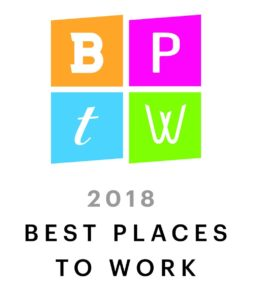 Best Places to Work 2018