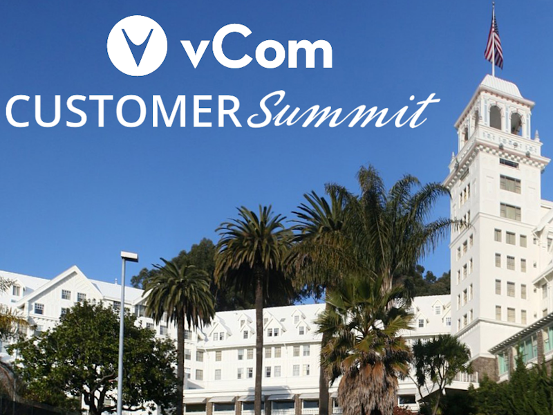 vCom Customer Summit 2019
