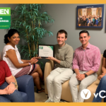 vCom Solutions Receives California Green Business Certification