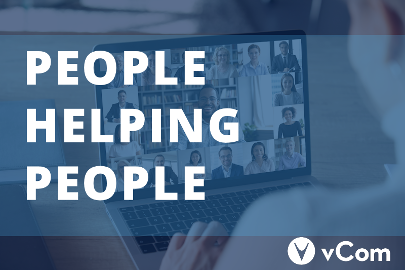 vCom People Helping People