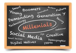 Millennials–change agents of the modern workforce