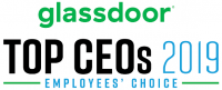 Glassdoor Top 50 CEO 2019